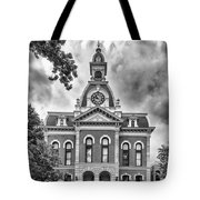 Town Hall   3d21180 Tote Bag