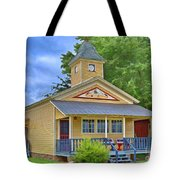 Town Hall Tote Bag