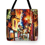 Town In England Tote Bag