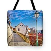 Town Of Varazdinske Toplice Walkway Tote Bag