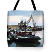 Town Point Tote Bag