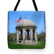 Town Square Tote Bag