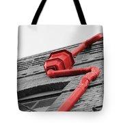 Toxic Rain Spout Tote Bag