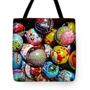 Toy Balls Tote Bag