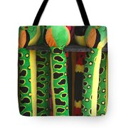 Toy Snakes Tote Bag