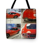 Toyota 2000 Gt Tote Bag