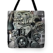 Toyota Engine Tote Bag