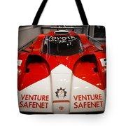 Toyota Gt1 Venture Safenet Tote Bag