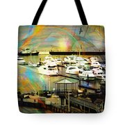 Toys Of The Sea Tote Bag