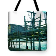 Trabocco 3 - Fishermen Stuff Tote Bag