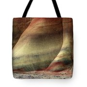 Traces Of Life Tote Bag