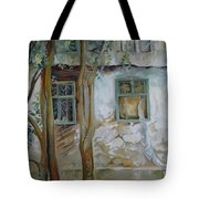 Traces Of Time Tote Bag