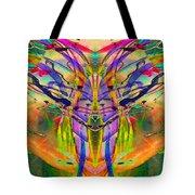 Tracings4 Tote Bag