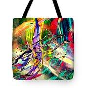 Tracings5 Tote Bag