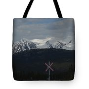 Trackless Wilderness Tote Bag