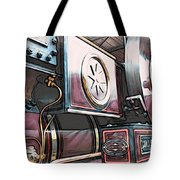 Traction Engine 1 Tote Bag