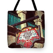Trading Post Tote Bag