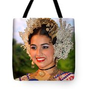 Tradition And Beauty Tote Bag