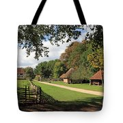 Traditional Countryside Britain Tote Bag