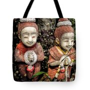 Traditional Thai Welcome Tote Bag