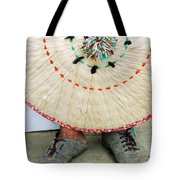 Traditional Woven Tote Bag