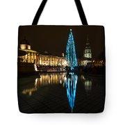 Trafalgar Christmas Tree Tote Bag