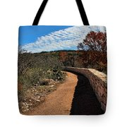 Trail At Reimer's Ranch Tote Bag