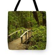 Trail Bridge Toketee 1 Tote Bag