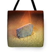 Trail Of Mystery Tote Bag