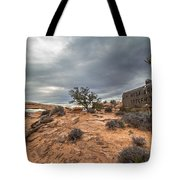 Trail To Mesa Arch Tote Bag