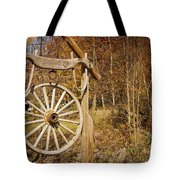 Trail's End Tote Bag