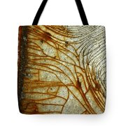 Trails Of Panic  Tote Bag