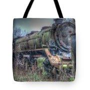 Train 12 Tote Bag