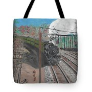 Train 641 Tote Bag