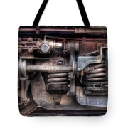 Train - Car - Springs And Things Tote Bag