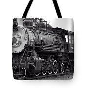 Train In Garibaldi Tote Bag
