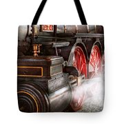 Train - Let Off Some Steam  Tote Bag