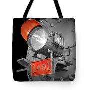 Train Light 1401 Tote Bag