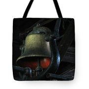 Train No. 3 Bell Tote Bag