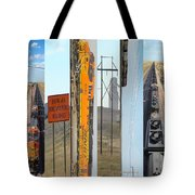 Trains And Coal Mining Tote Bag