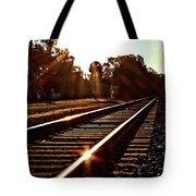 Traintastic Tote Bag
