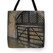 Traitor's Gate Tote Bag