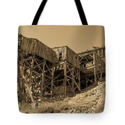 Tramway Headhouse Tote Bag