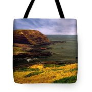 Tranquil Morning Tote Bag