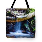 Tranquil Falls Tote Bag