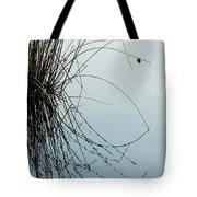 Tranquil Reeds Tote Bag