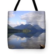 Tranquility Alouette Lake - Golden Ears Prov. Park, British Columbia Tote Bag