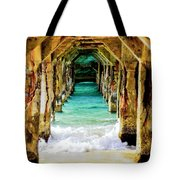 Tranquility Below Tote Bag