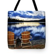Tranquility Tote Bag by Elena Elisseeva