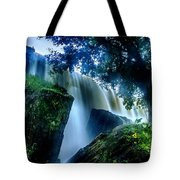 Tranquility Falls Tote Bag